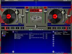 VIRTUAL DJ 3 DJC Edition Software