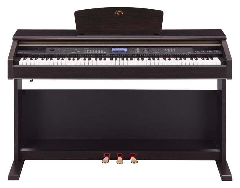 Cheap digital piano with weighted keys