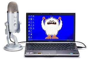 Blue Microphones Yeti USB