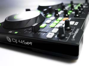 Hercules DJ 4 Set. Máy DJ chính hãng nhập từ Mỹ. . Mua hàng Mỹ tại e24h. vn