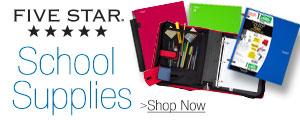 Shop all Five Star School Supplies