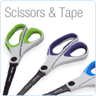 Scissors & Tape