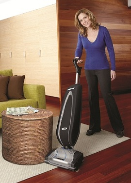 Oreck Platinum Pilot Upright Vacuum Cleaner