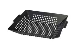 Charcoal Champion Square Grill Wok