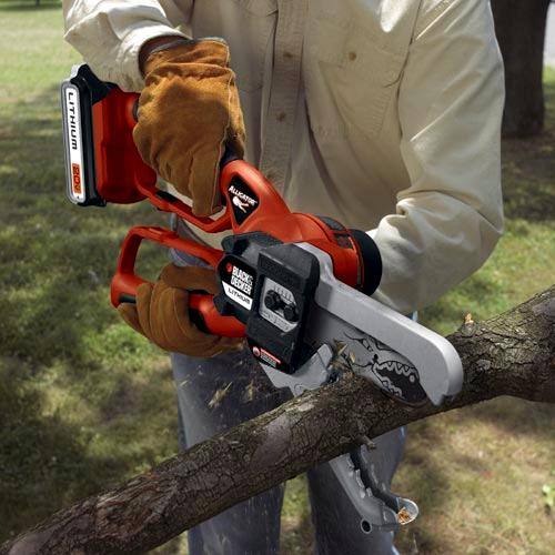 Details about Black and Decker 20V Max Lithium Ion Alligator Lopper