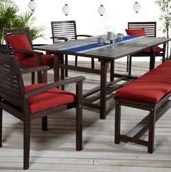 Strathwood St. Thomas Dining Collection