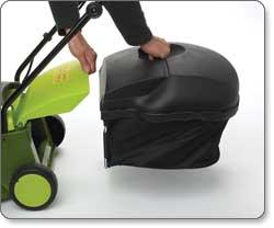 Sun Joe Mow Joe MJ401E 14-Inch Electric Lawn Mower With Grass Bag