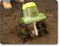 Sun Joe Tiller Joe TJ600E 6-1/2 Amp Garden Electric Garden Tiller/Cultivator