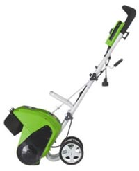 Greenworks 16-Inch 9 Amp Electric Snow Shovel