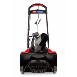 Toro Electric Power Curve Snow Thrower Product Shot