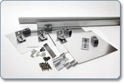 Grape Solar Residential Solar Power System hardware