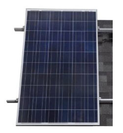 Grape Solar Residential Solar Power System rack-mount