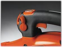 Husqvarna comfort handle