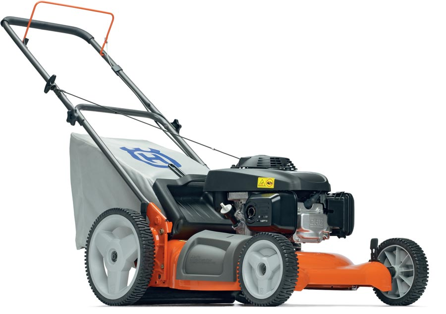 Husqvarna 7021P 21-Inch 160cc Honda GCV160 Gas Powered 3-N-1 Push Lawn