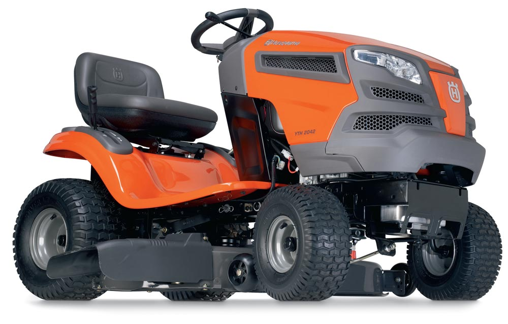 Tractor (Discontinued by Manufacturer) : Riding Mowers : Patio, Lawn