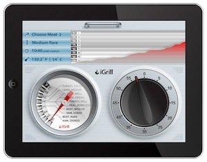 iGrill iPad App