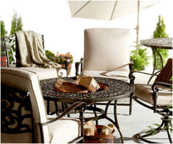 St. Thomas patio furniture collection