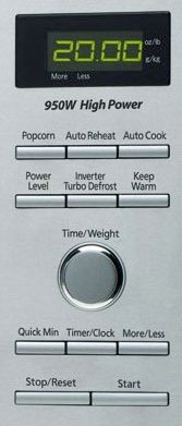 User-Friendly Control Panel