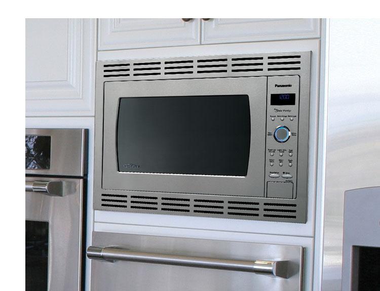 Ge Built In Oven Parts [Lowe's] HOT Deal! Genius Panasonic Microwave 2.2 c.f ...