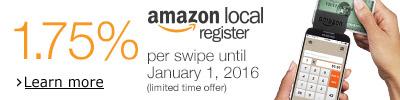 Amazon Local Register