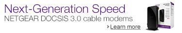 NETGEAR Cable Modems