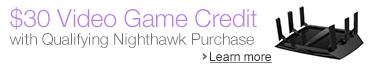 NETGEAR Nighthawk Gaming Promo