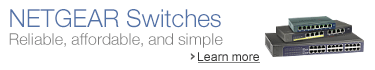 NETGEAR Switch Hub