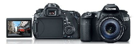 Canon EOS 60D 18 MP CMOS Digital SLR Camera 18-135mm