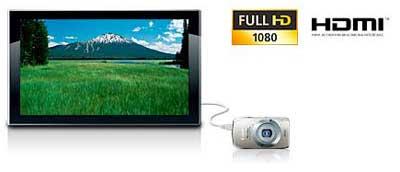 Canon PowerShot HDMI