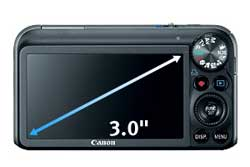 Canon Powershot SX210IS highlights