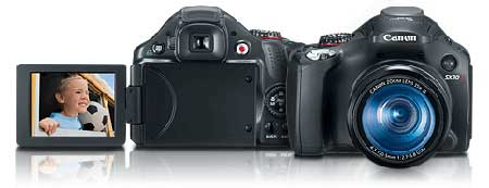 sx30is 586x186 Canon SX30IS 14.1MP Digital Camera with 35x Wide Angle Optical Image Stabilized Zoom and 2.7 Inch Wide LCD