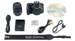 Canon EOS Rebel T2i 18 MP Digital SLR Camera 18-55mm Canon EOS Rebel T2i highlights
