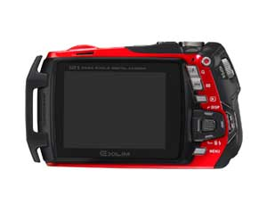 Casio Exilim EX-G1 digital camera highlights