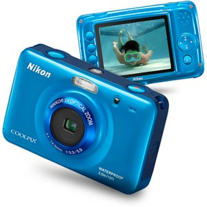 The Nikon COOLPIX S30