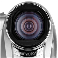 Canon ZR850 Highlights