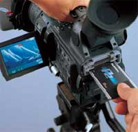 Panasonic AGHVX200 Features and Highlights