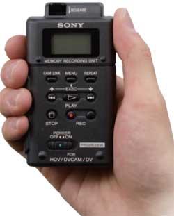 Sony HVR-Z7U Highlights