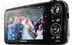 Fujifilm FinePix Real 3D W3 digital camera highlights