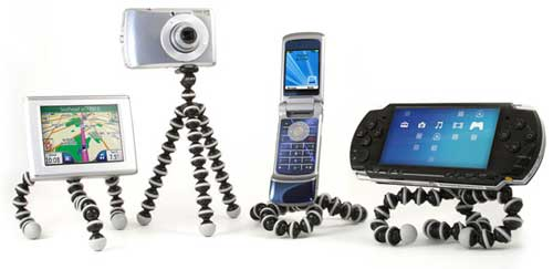 Joby Gorillapod GoGo highlights