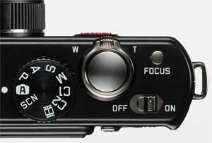 Leica D-Lux 4 digital camera highlights