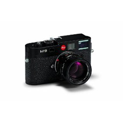 Leica M9 digital camera highlights