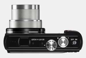 Leica V-Lux 20 digital camera highlights