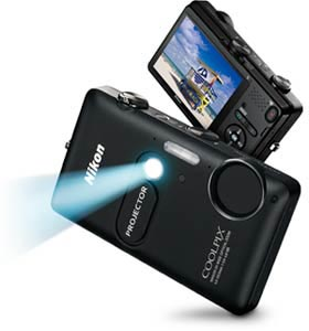 The Nikon COOLPIX S1200pj