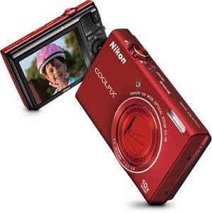 The Nikon COOLPIX S6200