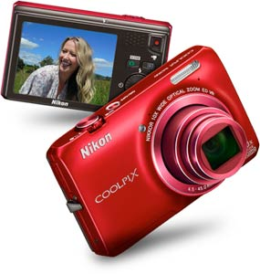 The Nikon COOLPIX S6300