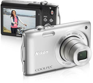 The Nikon COOLPIX S3300