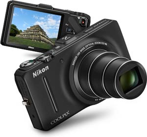 The Nikon COOLPIX S9300