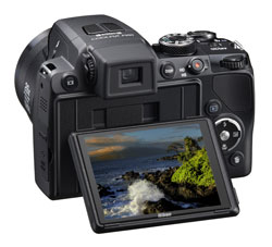 Nikon Coolpix P100 10 MP Digital Camera Review
