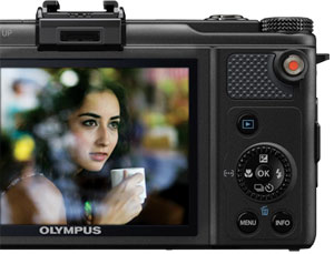 Olympus PEN E-PL2 highlights from Amazon.com