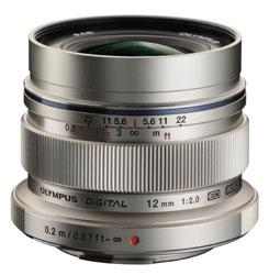 M. Zuiko Digital ED 12mm f/2.0 lens